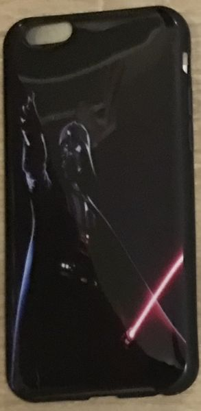 Star Wars Darth Vader Force Grab - Iphone 6 & 6s Cover