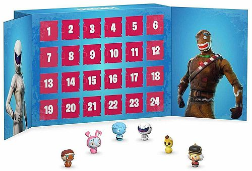 Fortnite - Funko Pocket Pop! Advent Calendar (Pakkekalender/Julekalender)