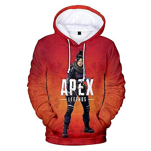 Apex Legends - Hoodie: Multi-3 - Size: X Large (XL)