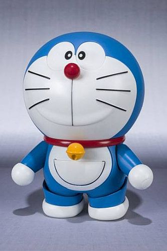 Doraemon: Robot Spirits - Action Figure - Doraemon (Best Selection) 10cm