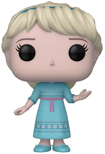 Funko POP: Disney - Frozen II - Young Elsa Figur 9cm