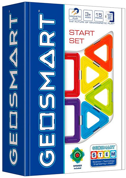 GeoSmart - Start Set - Magnet Toy