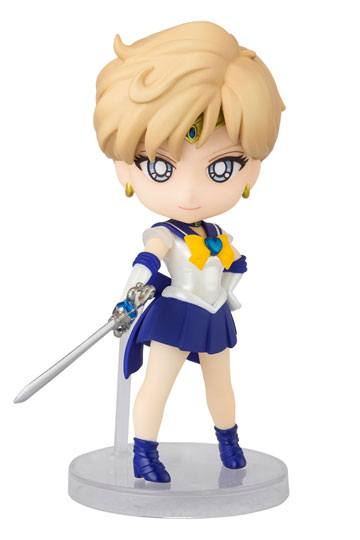 Sailor Moon - Eternal Figuarts - Super Sailor Uranus (Eternal Edition) - mini Action Figure 9cm