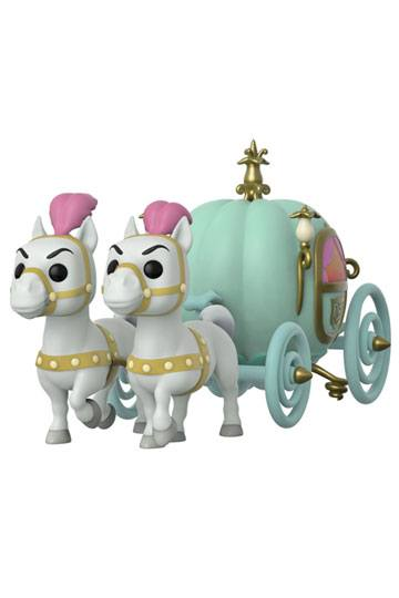 Funko POP: Disney - Cinderella's Carriage - Cinderella Figur 9cm