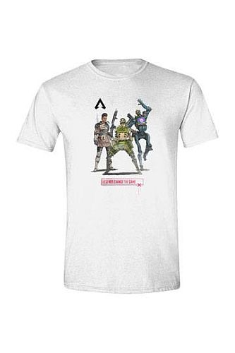 Apex Legends - T-Shirt - Octane Group - Size: X Large (XL)