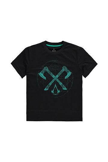Assassin's Creed - Ladies T-Shirt Throwing Axes - Size: X Large (XL)
