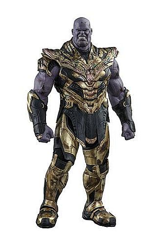 Avengers: Endgame - Movie Masterpiece Action Figure 1/6 - Thanos (Battle Damaged Version) 42cm
