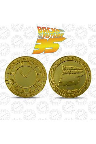 Back to the Future - Collectable Coin - 35th Anniversary