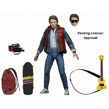 Back to the Future – Ultimate Marty - Action Figure 18cm