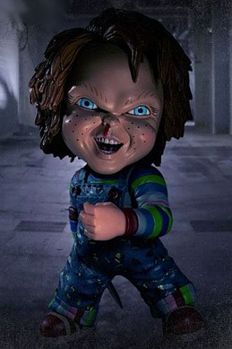 Child´s Play 3 - Designer Series Deluxe - Chucky 15cm