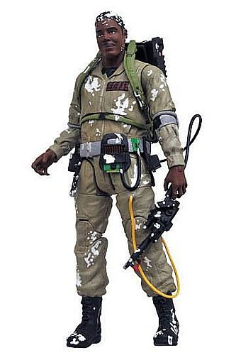 Ghostbusters - Select Action Figure - Marshmallow Winston Zeddemore 18cm