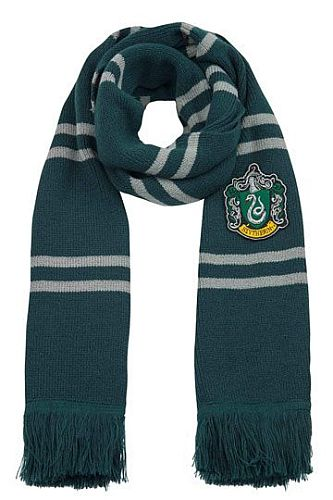 Harry Potter - Deluxe Scarf - Slytherin 250cm