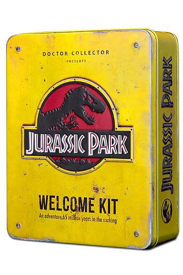 Jurassic Park - Welcome Kit (Standard Edition)