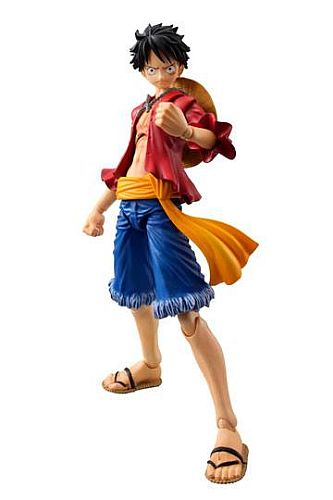 One Piece - Variable Action Heroes Action Figure - Monkey D. Luffy 18cm