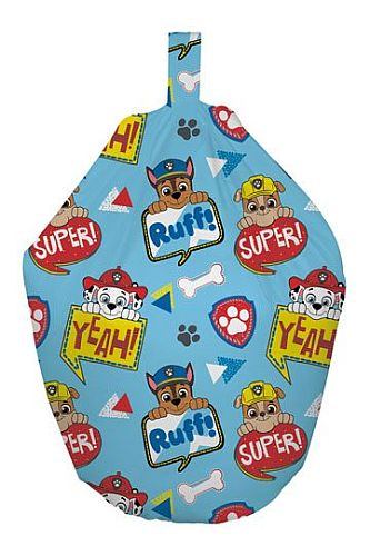 Paw Patrol - Bean Bag - Peek 52 x 52 x 38cm