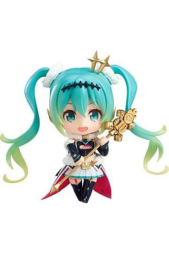 Hatsune Miku: GT Project - Nendoroid PVC Action Figure - Racing Miku 2018 Ver. 10cm