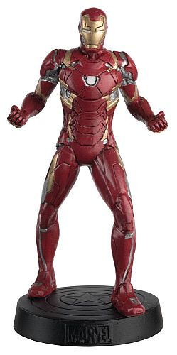 Marvel Movie Collection - Iron Man (Mark XLVI) Statue 14cm