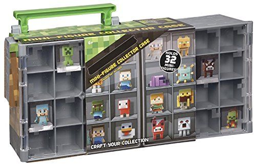 Minecraft: Mini Figures - Collector Case
