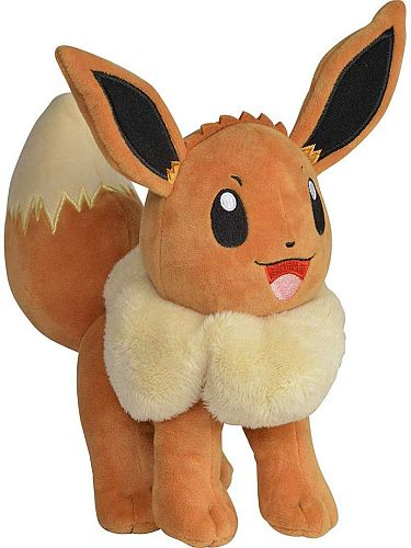 Pokemon - Eevee Plush/Bamse 20cm *Top Kvalitet*