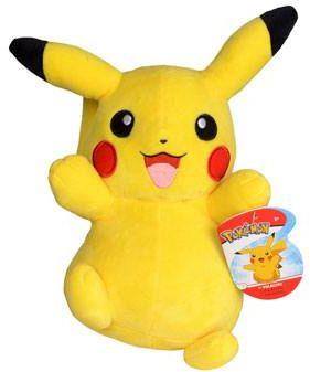 Pokemon - Pikachu (Jumping) Plush/Bamse 20cm *Top Kvalitet*