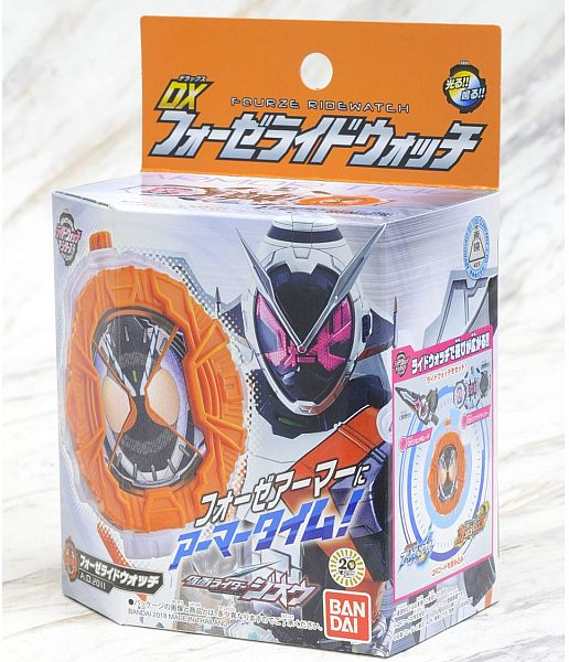 Kamen Rider: Zi-O - Fourze Ride Watch