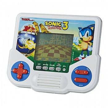 Sonic the Hedgehog 3 - LCD Video Game