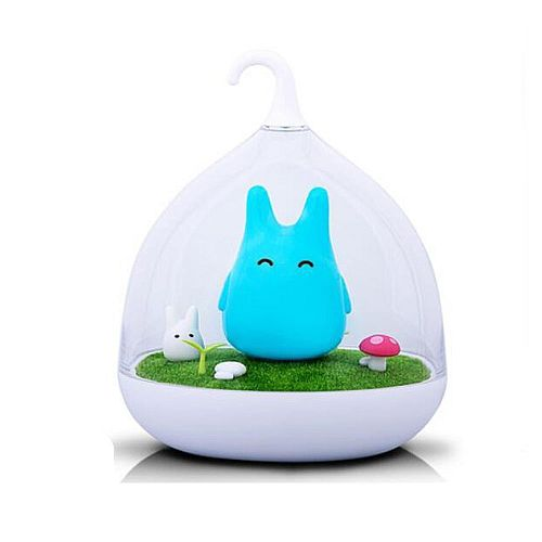 Studio Ghibli: My Neighbor Totoro - LED Night Light: Blue (Natlampe)