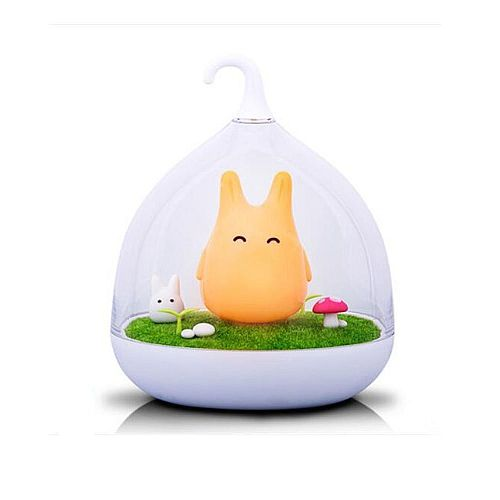 Studio Ghibli: My Neighbor Totoro - LED Night Light: Orange (Natlampe)
