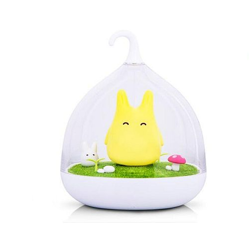 Studio Ghibli: My Neighbor Totoro - LED Night Light: Yellow (Natlampe)