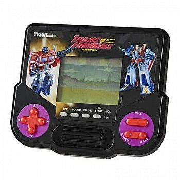 Transformers Generation 2 - LCD Videogame